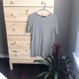 d16d77f71eb7 Brandy Melville Shirt Dress Brandy Melville Striped Shirt Vans ...